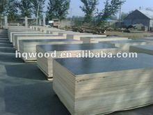 sengon plywood with brown film