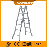 Aluminium Material and Domestic Ladder Type aluminum
