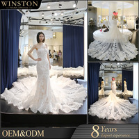 2016 Elegant Ball Gown White Tulle Skirt Vintage Tea Length Wedding Dress