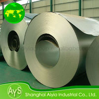 ASTM A653 JIS G3302 0.13mm - 2.0mm Hot dip Galvanized steel coil/GI/HDGI