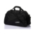 Personalized large capacity young sports duffle gym bag black weekend travel bags for man