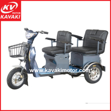 China Factory Top Brand Three Wheel City Passenger Tricycle For Old People