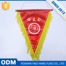 My Alibaba Good Quality Custom Mini Soccer Team Pennant Flag