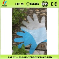 Factory Outlet haircut Disposable PE gloves