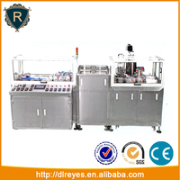 CAN-Z- 2 automatic suppository filling and sealing machine