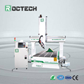 Advanced technology cnc 4 axis wood router