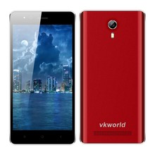 2016 Slim Android Smart Phone VKWORLD F1 MTK6580 Camera 2.0MP +5.0MP 4.5inch IPS Screen RAM1G ROM8G 3G Mini Mobile Phone