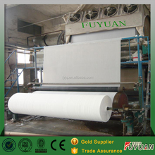 small capacity toilet tissue paper making machine