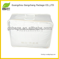 2015 high quality household packing folding mattress bag