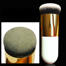 New Arrival High Quality Makeup Brush Professional Single Face Powder Brush Retractable Blusher Brush
