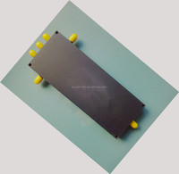 RF Microwave passive components 5way stripline Power divider/splitter Frequency :0.5-2GHz