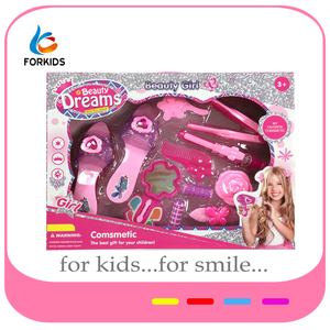 Kids beauty salon princess play toy,fashional beauty play toys for girls pretend games