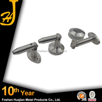 Germany standard whole set stainless steel glass canopy fittings