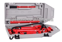 Hydraulic Equipment in blow10T Portable Jack mold case with caster