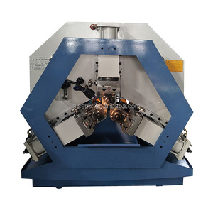 Easy operation foll automatic thread rolling machine for screw