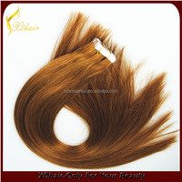 Best quality vrigin european human hair tape hair extension wholesale prices