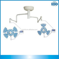 Surgical Room Hospital Double Head Halogen Operating Lamp
