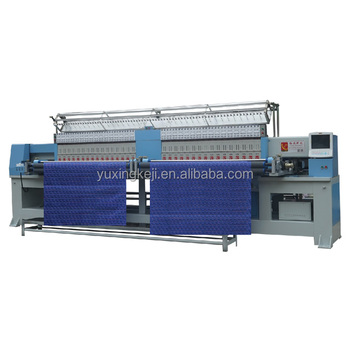 Industrial computerized quilting embroidery machine price