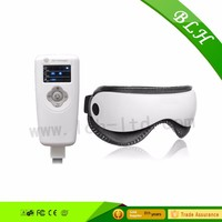 Eye Massager Electric Eyes Massage Machine Vibration Modes with Usb Charging Built-in Rechargeable Polymer Battery