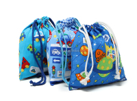 Cartoon designs Travel String Bag for kids