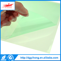 Low price high quality 3D Printing electronics use die-cut size PET green tape
