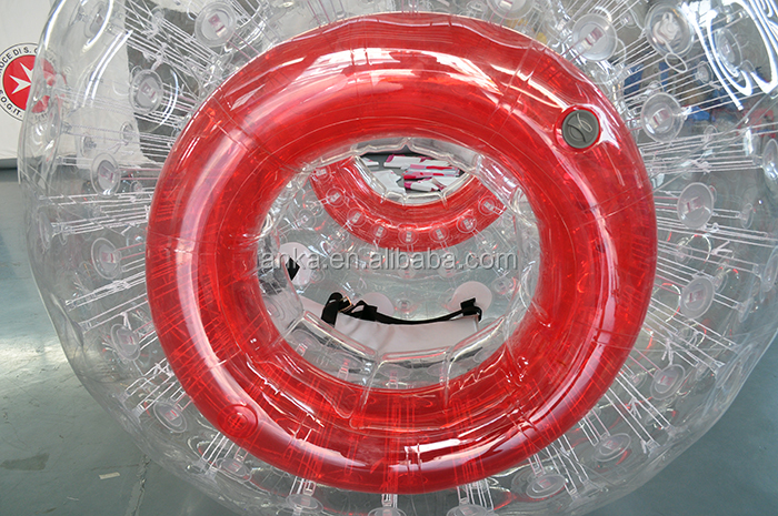 Best selling inflatable aqua baby zorbing ball, inflatable touch ball for games