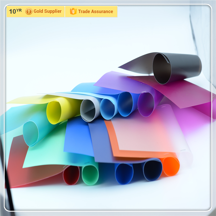 china flexibl plastic sheet polypropylene film