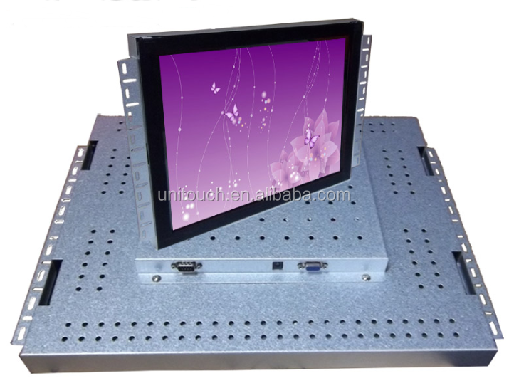 Industrial LCD monitor,LCD touch monitor,LCD touch screen display / 3M Capacitive Touch / USB RS232 Interface