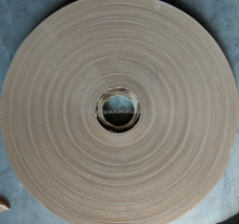 China Factory Wholesale Recycled Brown Kraft Paper Roll