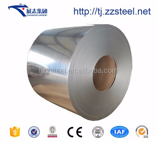 Regular Spangle/Small Spangle/Zero Spangle Galvanized Steel Coil/Sheet