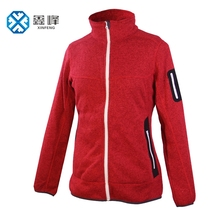 outdoor fleece knitwear sport jacket jacket winter woman