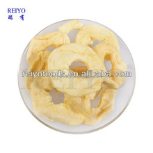 top qualtiy dehydrated apple rings best selling product