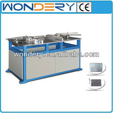 Parallel Flow Condenser Manual Core Assembly Machine (Condenser making machine line)