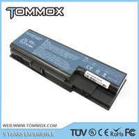 replacement notebook battery for Acer 5920 11.1v 5200mAh,laptop battery for hp 520