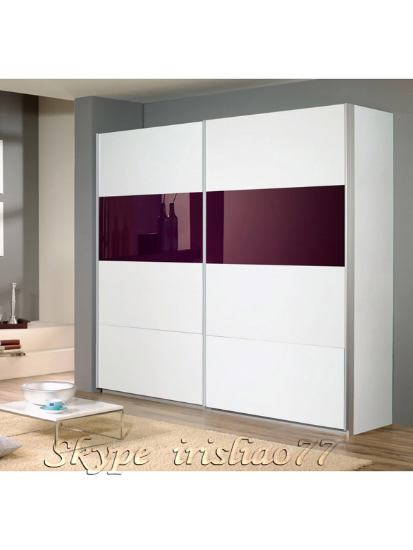 Wooden Wardrobe Cabinet Closet Sliding Doors Buy Wooden