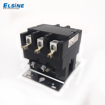 90A 3 pole ac CJX9 series air conditioner contactor CE certification