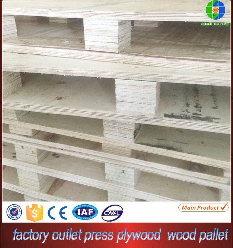 factory outlet press plywood wood pallets