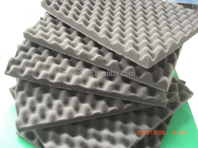 Eggshell Soundproofing Materials /color wave foam
