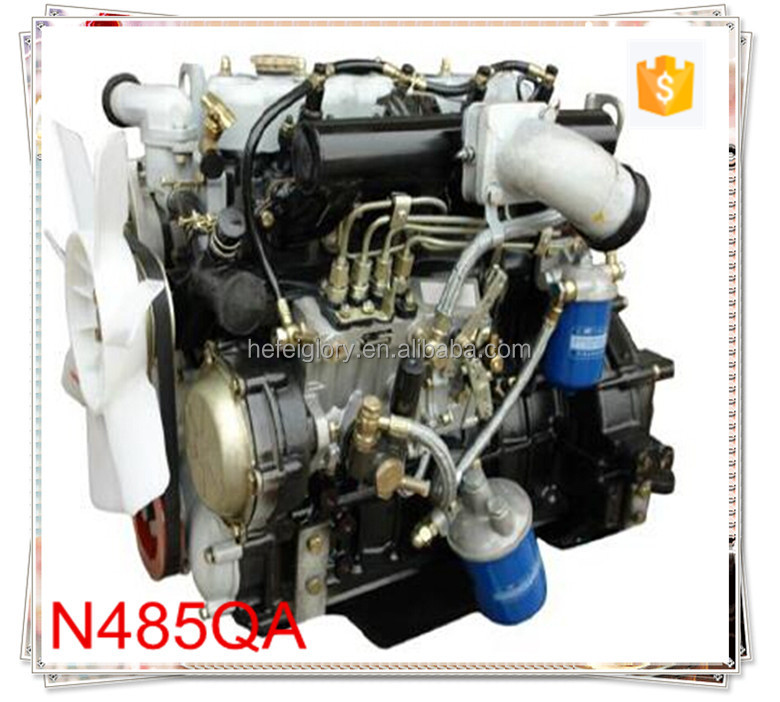 Cheap Air cooled 4 stroke diesel engine / car engine