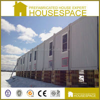 Durable & Environmental Friendly Prefabricated Cement Board House