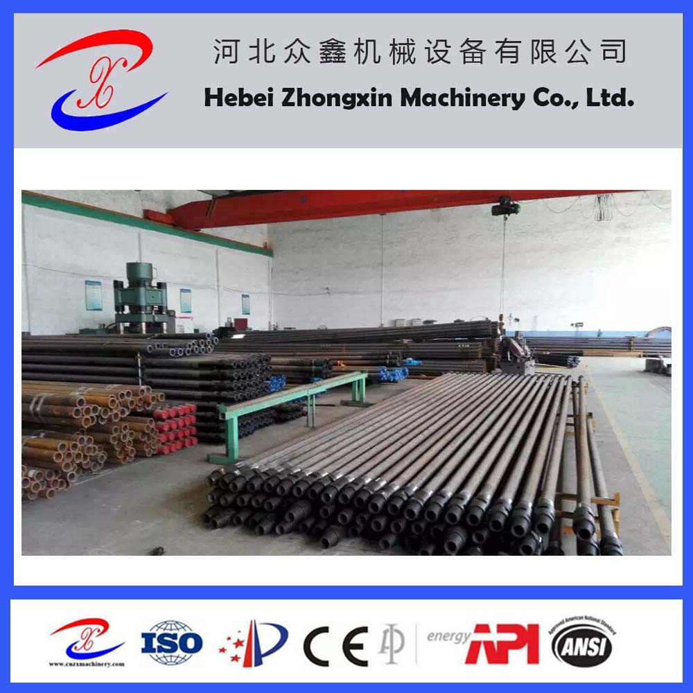 Chinese oil and gas drill pipe /steel pipe/used drill pipes