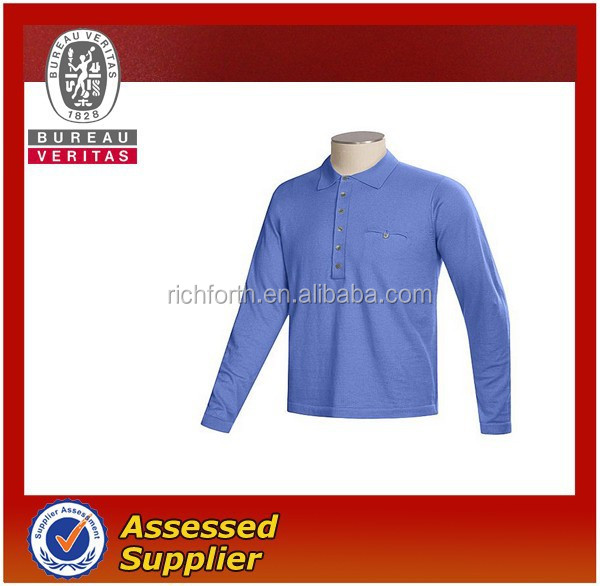 men polo shirt with customized logo