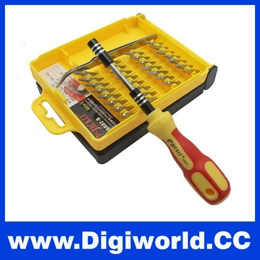 High Quality 33 in 1 Screwdriver Tool Set Computer Repairs for Mobile Phone