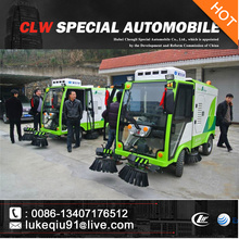 china brand hot selling road sweeper vehicle for sales