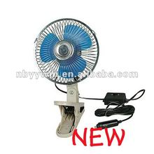 Dc 12v mini auto ventilator, win-105