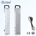 High Capacity emergency rechargeable light, portable emergency light
