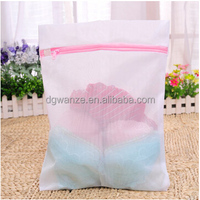Washable Friendly mesh laundry bag with pattern