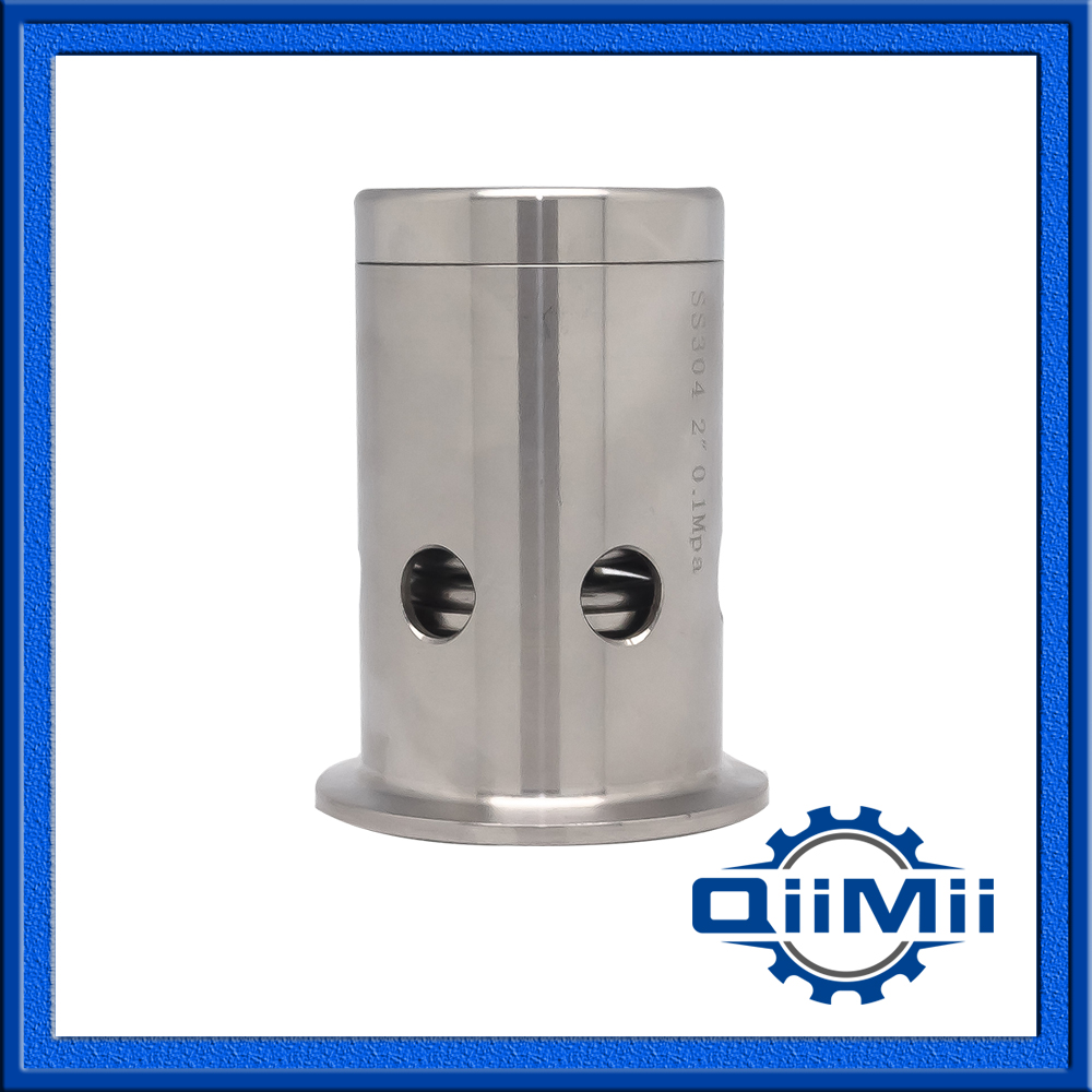 Sanitary Tri- Clamp Air Release Valve Stainless Steel, Exhaust Valve