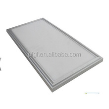 customize China led panel light frame ,hanging metal parts processing manufacturer ,non standard