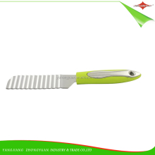 ZY-A221641 Good quality French chef wave knife kitchen stainless steel knife